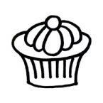 Cupcaky a minidortíky